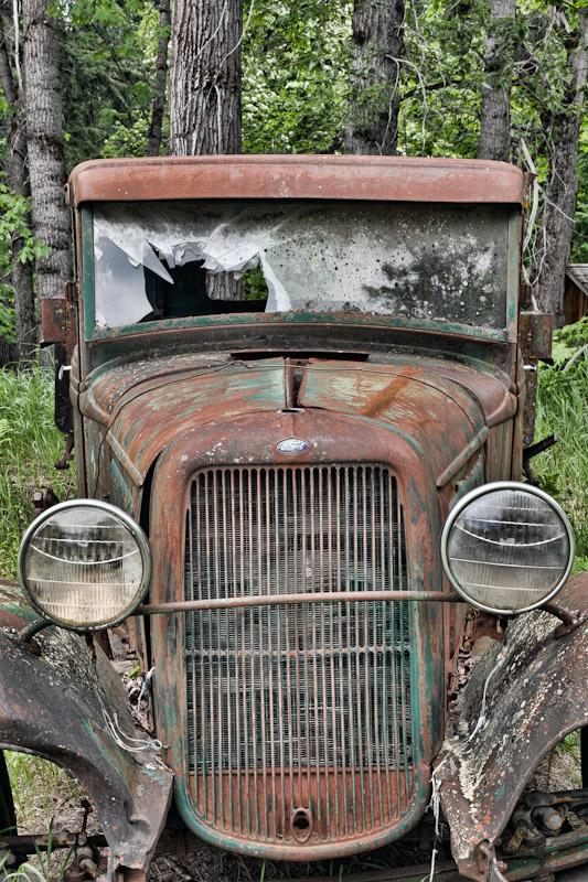 Model T, Historic Buckner Orchard