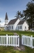 Washington; San Juan Islands; Lopez Island; Center Church