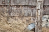 Fence & Wash Basin, Historic Petersen Farm, Silverdale Washington