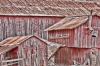 Barn, Santa Rosa Creek Road, near Cambria, California