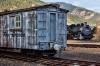 Historic train details, Silverton, Colorado