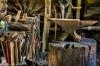 Blacksmith shop, Mabry Mill, Virginia