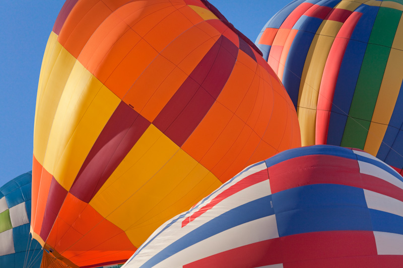 Arizona; Page; Hot Air Balloon Festival