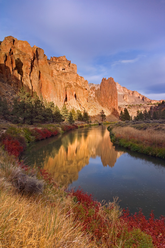 Oregon; Smith Rock State Park