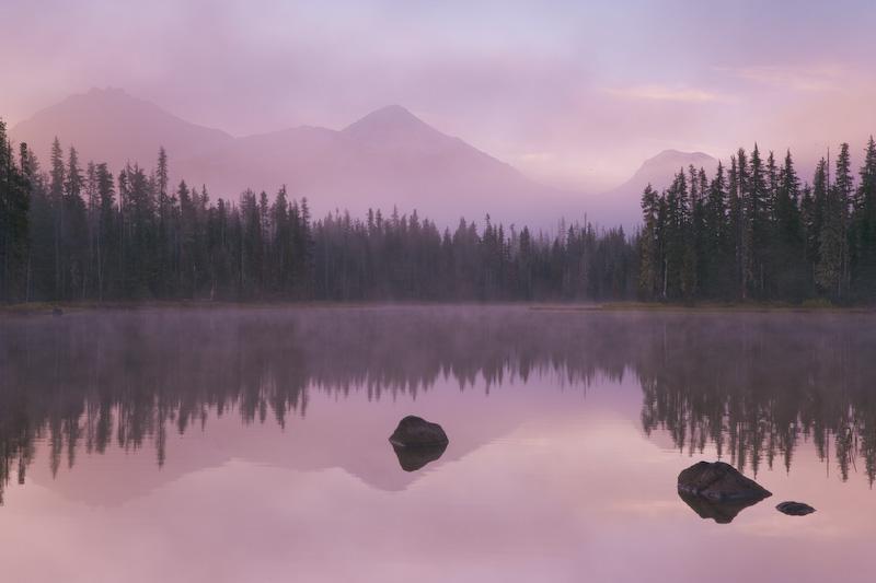Scott Lake, Oregon