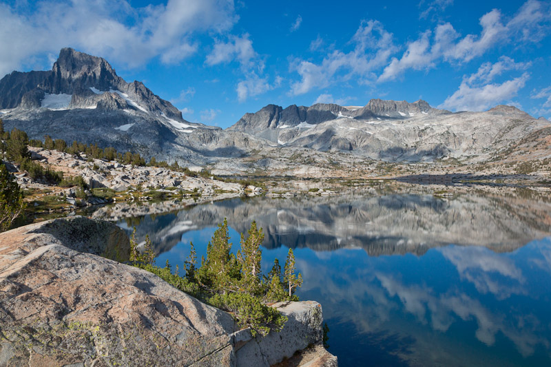 Thousand Island Lake, Ansel Adams Wilderness, Inyo National Forest, California