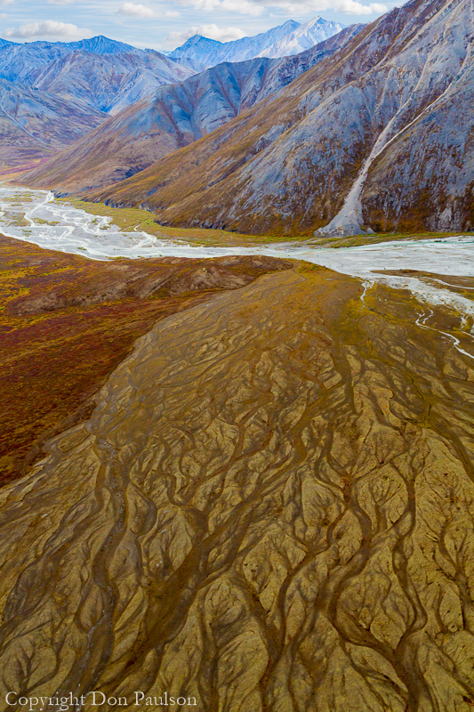Alaska, Arctic National Wildlife Refuge, Ivishak River