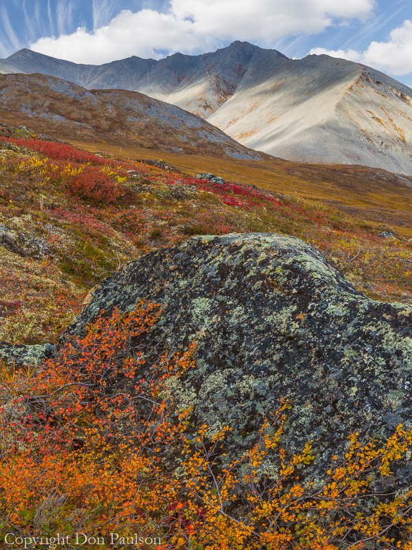 Alaska, Gates of the Arctic National Preserve, Brooks Range