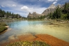 British Columbia; Yoho National Park; Opabin Terrace Pools
