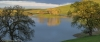 California, Black Butte Lake, High resolution, multi-image panorama 10417px by 4376px