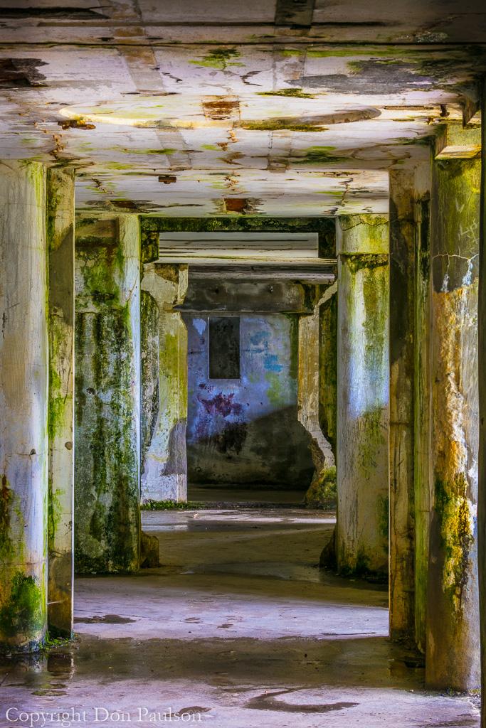 Battery Russell (1904-1944) - Fort Stevens State Park