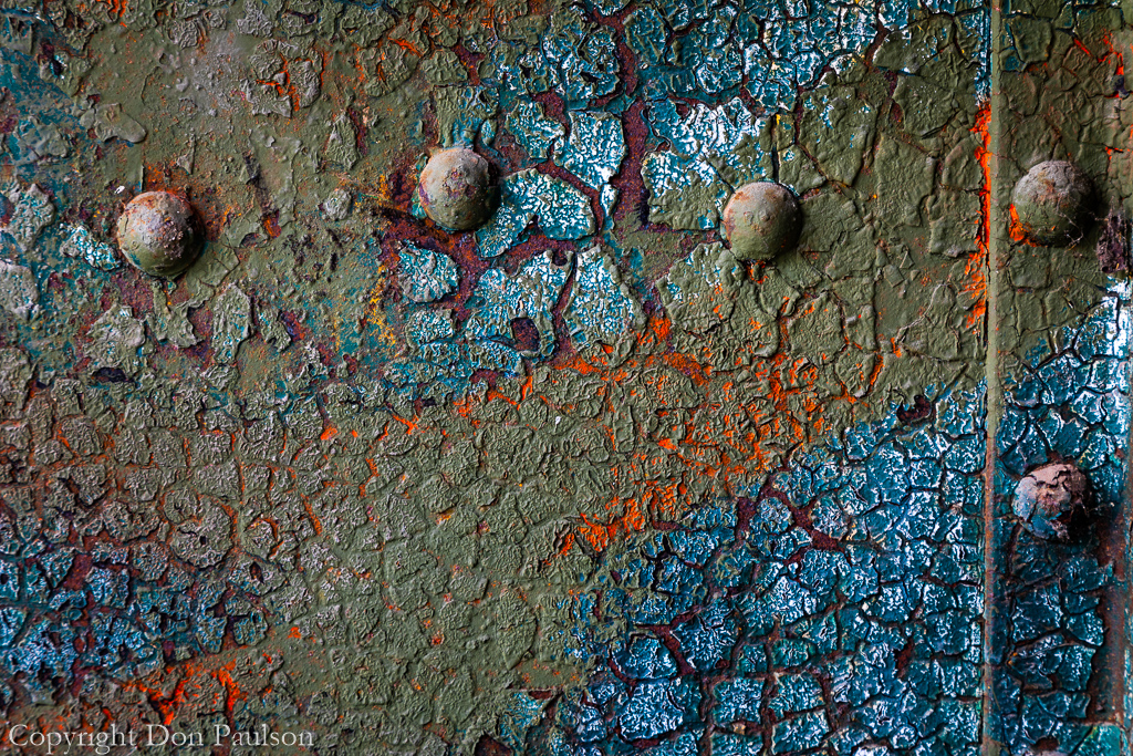 Rivets and Rust #1