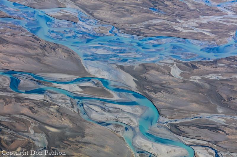 Canada, Yukon Territory, Kluane National Park, Slims River