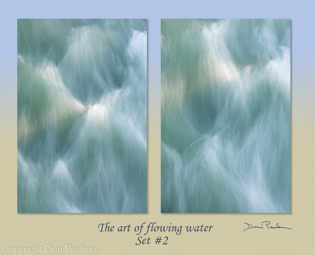 The Art of Flowing Water