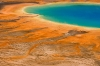 Grand Prizmatic Spring, Yellowstone National Park, Montana