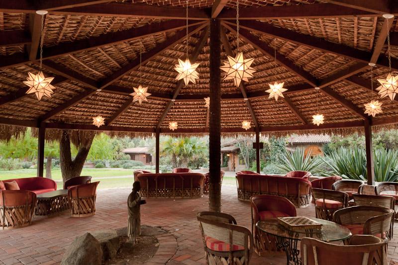 Mexico; Tecate; Rancho La Puerta