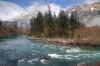 Elwha River, Olympic National Park, Washington