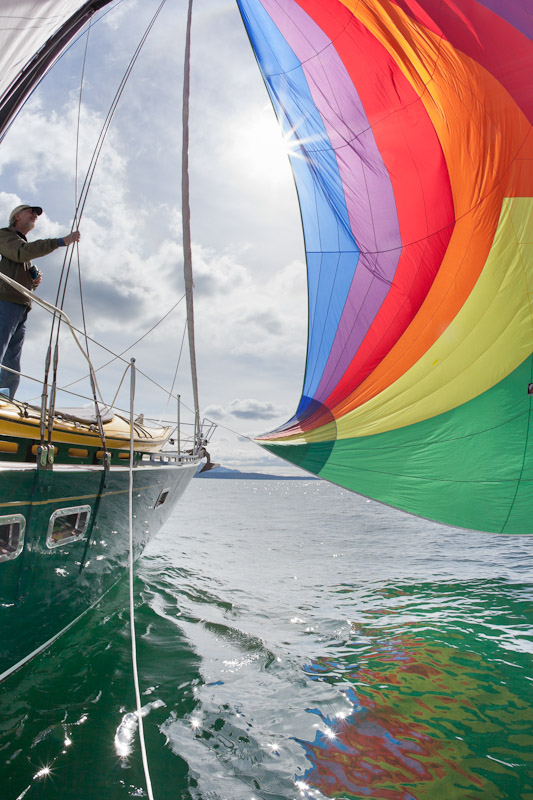 Sailing on the Nawalk