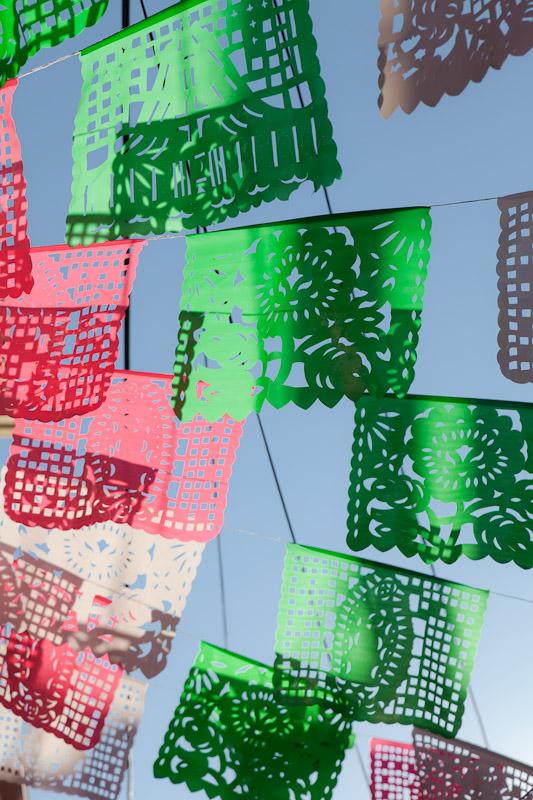 Flags, San Miguel de Allende, Guanajuato, Mexico