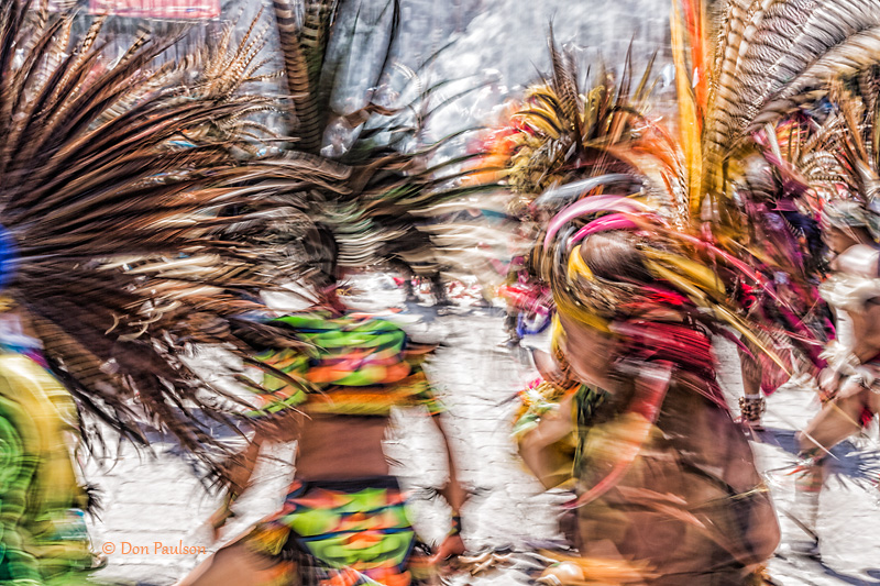 Dancers, San Miguel de Allende, Mexico