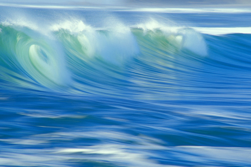 Wave, Olympic National Park