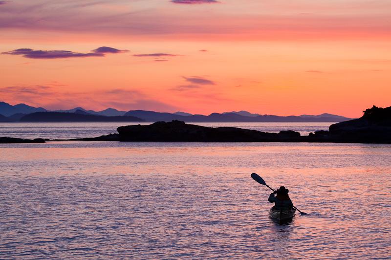 San Juan Islands; Sucia Island; Shallow Bay