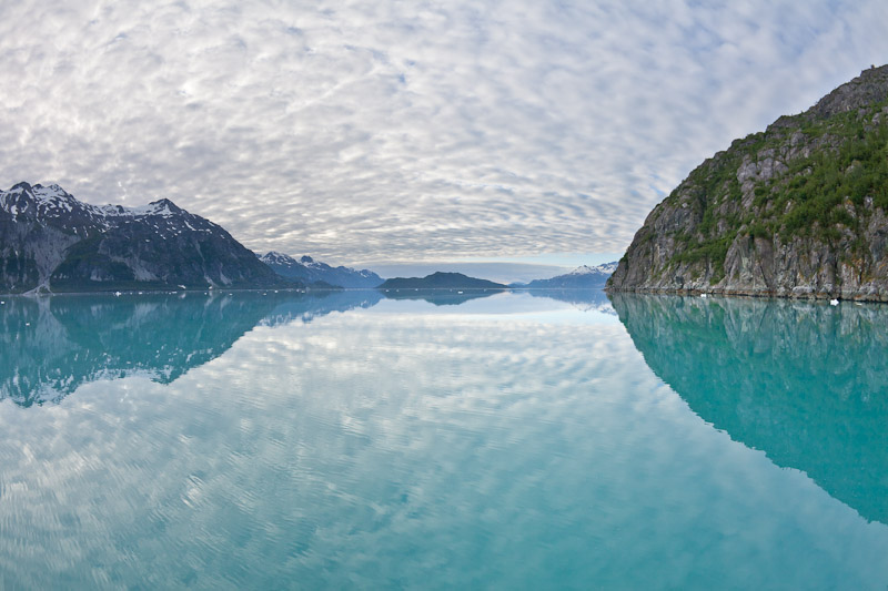 Near Margerie Glacier, Glacier Bay National Park, Alaska