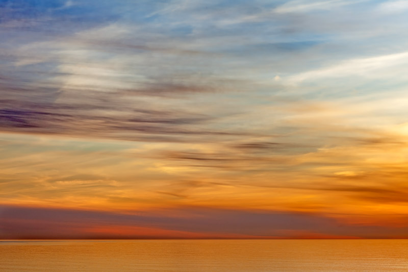 Sunset, Torrey Pines