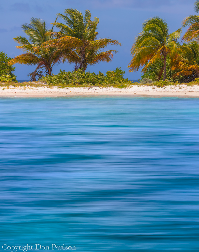 Sandy Island, Saint Vincent and the Grenadines.