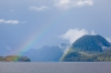 Rainbow; British Columbia; The Great Bear Rainforest
