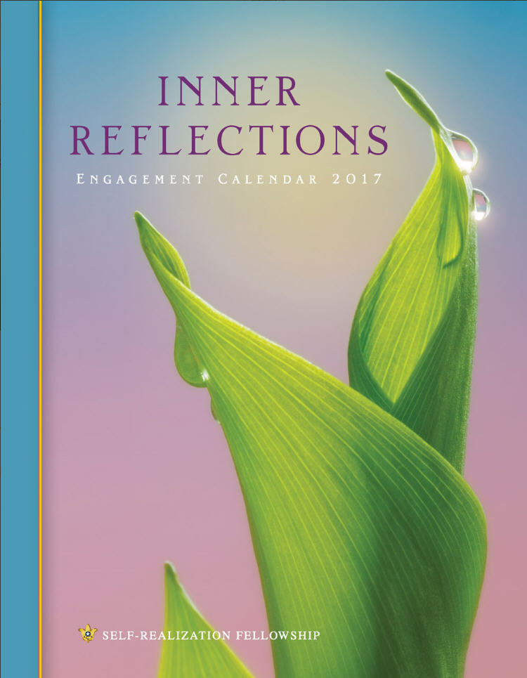 2017 SRF Inner Reflections Engagement Calendar