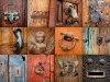 Collage of San Miguel de Allende Door Details 1