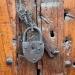 Door lock, San Miguel de Allende, Guanajuato, Mexico