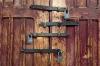 Locked Door, San Miguel de Allende, Guanajuato, Mexico