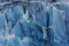 Detail of the Portage Glacier, Alaska, Chugach National Forest