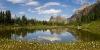 Moor Lakes, Yoho National Park, B.C.