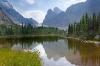 British Columbia, Yoho National Park, Opabin Highland