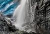 Alaska, Valdez, Worthington Glacier