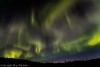Aurora Borealus (Northern Lights - Alaska, near the Arctic Circle