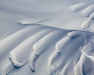 Glacial patterns - Canada, Yukon, Kluane National Park
