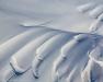 Glacial patterns - Canada, Yukon, Kluane National Park