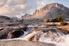 Bridger National Forest; Bridger Wilderness; Fremont Peak; Lower Titcomb Basin; Wyoming