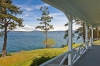Turn Point Lighthouse Keepers Home, Stuart Island