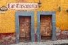 Door, San Miguel de Allende, Guanajuato, Mexico