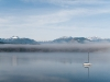 Washington; Seabeck; Hood Canal; Seabeck Bay; sailboat