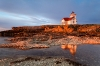 Washington; San Juan Islands; Patos Island Lighthouse