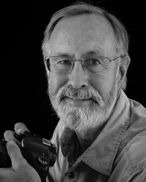 Don Paulson - Nature Photographer living in Seabeck, Washington